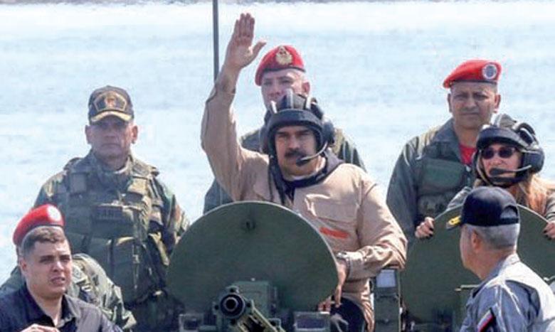 L'étau se resserre autour de Nicolas Maduro
