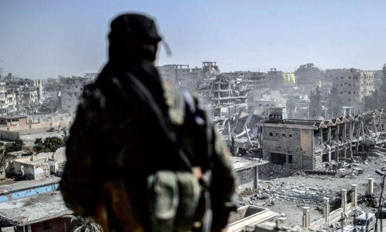 C'est la première fois que la France organise un rapatriement aussi massif de jihadistes français depuis la Syrie. Ph. DR