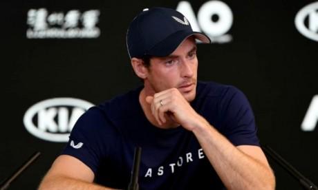 Andy Murray prendra sa retraite