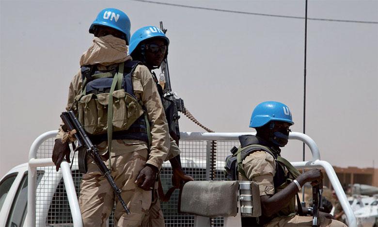 La Mission de l'ONU la plus coûteuse  en vies humaines