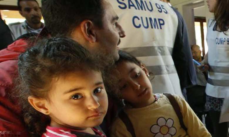 Dans 15 pays, les demandeurs d'asile ont accès aux mêmes soins que la population locale, tandis qu'ils n'ont droit qu'aux soins d'urgence en Allemagne ou en Hongrie.  Ph. Reuters