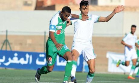 Le Raja frôle encore la défaite à Oujda