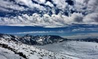 La DMN prévoit pour la journée de ce dimanche, des chutes de neiges sur les reliefs du haut et du moyen Atlas à partir de 1.800 m. Ph : DR