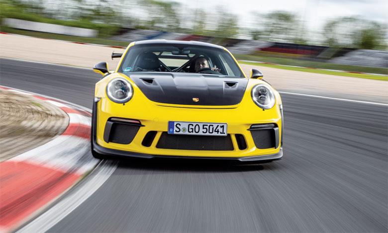 Nouveau record pour Porsche