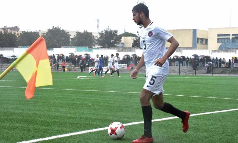 Chabab de Mohammedia a ramené le point de match nul de Nador.