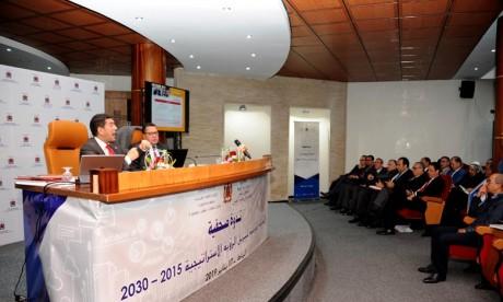 Enseignement : le plan 2019 d'Amzazi