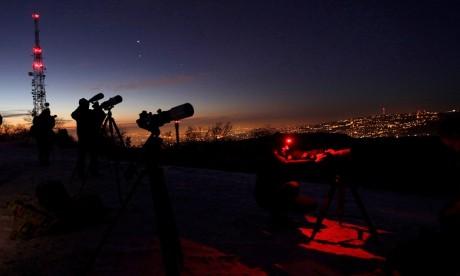 Voici les détails sur l'éclipse totale de Lune dans la nuit de dimanche à lundi