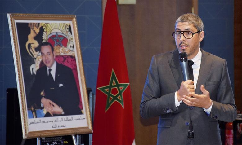 Pour le DG de l'ONMT, Adel El Fakir, «Le vrai challenge aujourd'hui est de travailler avec toutes les parties prenantes pour continuer à faire de l'offre Maroc la plus compétitive en Afrique et dans le pourtour méditerranéen».Ph. Seddik