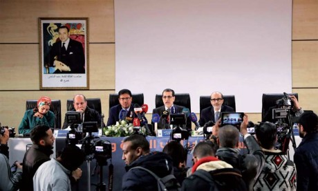 Saâd Eddine El Othmani exhorte le parti à contribuer  à la sauvegarde du processus de réforme