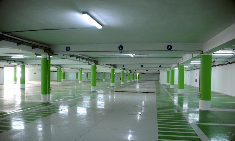 Rabat se dote d'un nouveau parking souterrain