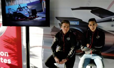 Nissan étale son savoir-faire électrique à Marrakech