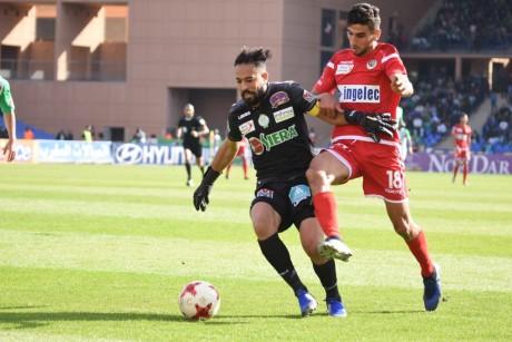Ismail El Haddad offre le derby et le leadership au WAC