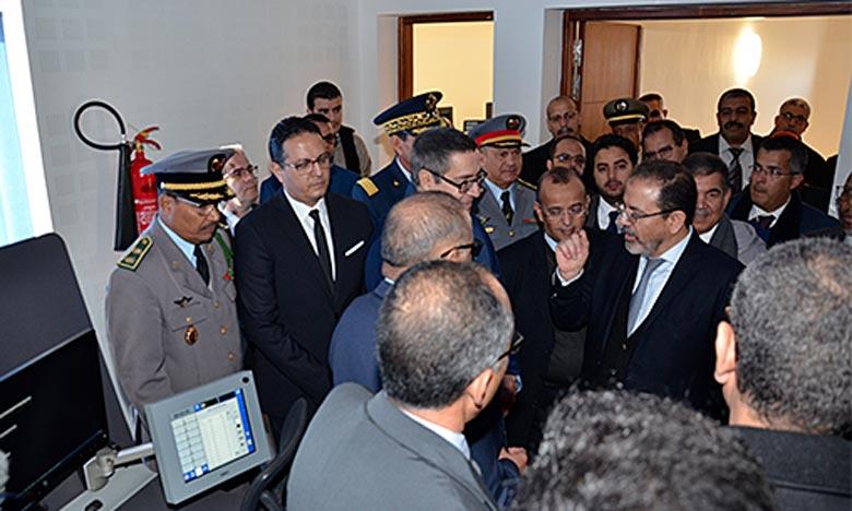 Le nouveau CCR d'Agadir constitue un outil qui permet de décentraliser le service de contrôle aérien et d'augmenter la capacité d'accueil de l'espace aérien marocain en matière de survol. Ph : DR
