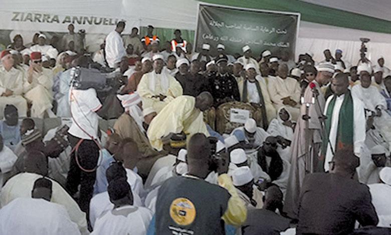 Célébration à Dakar de la 39e «Ziara annuelle»  des Tijanes Omariens du Sénégal
