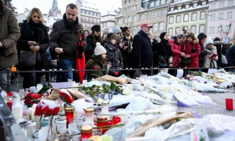 Attentat de Strasbourg :  cinq suspects interpellés en Alsace