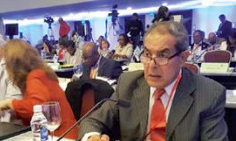 Le Conseil de l'Internationale socialiste adopte une recommandation appuyant une solution politique négociée