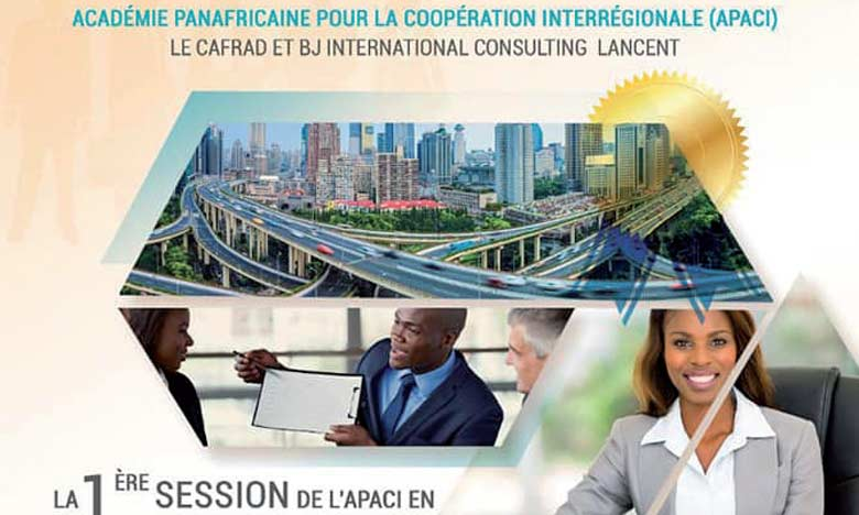 Le Cafrad lance le Certificat d'aptitude en administration des affaires africaines et internationales