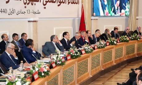 Le gouvernement s'engage à traiter les problèmes de la région selon une approche participative