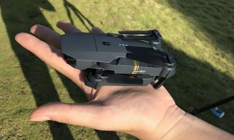 DroneX Pro, une nouvelle manière de réaliser des selfies