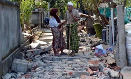 L'Indonésie a encore été frappée par un séisme