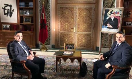 Nasser Bourita rappelle les fondamentaux de la diplomatie marocaine