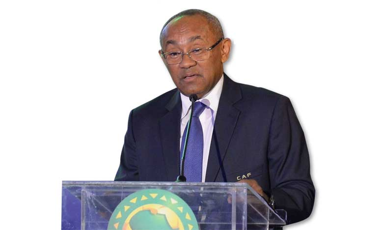 Ahmad Ahmad: «La Guinée a accepté d'accueillir la CAN en 2025 au lieu de 2023»
