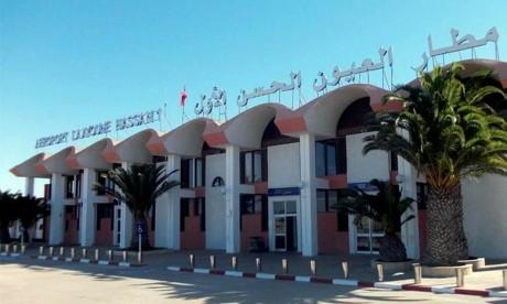 Aéroport Hassan 1er de Laâyoune : Hausse de 8,14% du trafic aérien à fin novembre