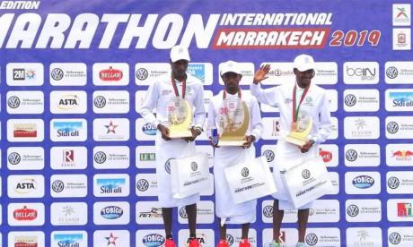 Les Éthiopiens Fikadu Girma Teferti et Zewdu Asefa remportent la 30e édition