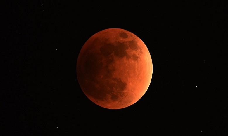 Revivez l'éclipse totale de Lune de la nuit du 20 au 21 janvier