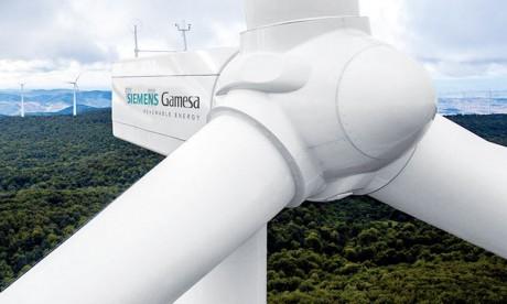 Un carnet de commandes de 23 milliards d'euros pour Siemens Gamesa