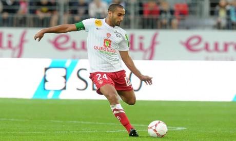 Valenciennes : Ahmed Kantari range ses crampons