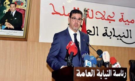Examen des moyens d'améliorer les synergies entre le ministère public  et la CNDP