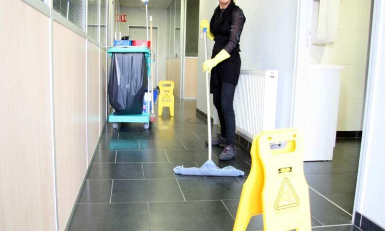 L'initiative «Hommage aux femmes agents de propreté» figure parmi les projets récompensés.