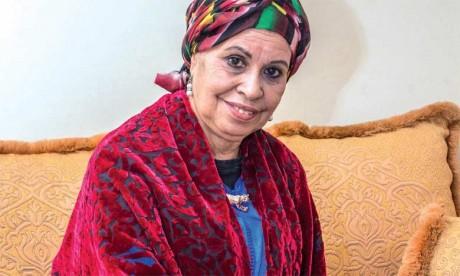 L'art naïf à l'honneur sous  le pinceau de Fatima Louardiri