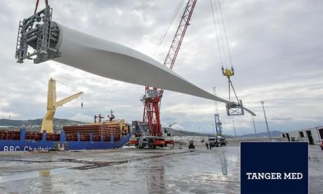 Première opération à l'export cette année pour Siemens Gamesa Tanger