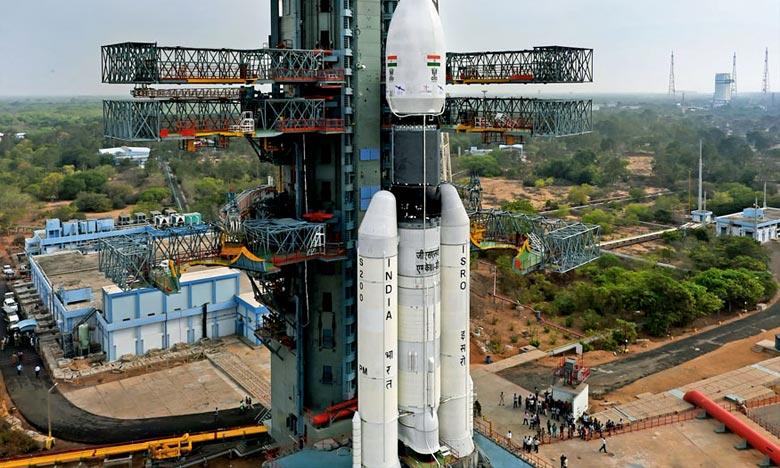 L'ISRO a, déjà, achevé le développement du lanceur GSLV Mk-III qui dispose de la capacité de charge utile nécessaire pour lancer un module d'équipage à trois membres en orbite terrestre basse. Ph : DR