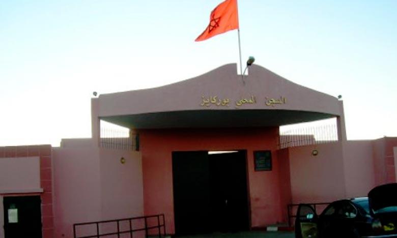 «Gève de la faim» de 2 détenus d'Al-Hoceima : l es précisions de la DGAPR