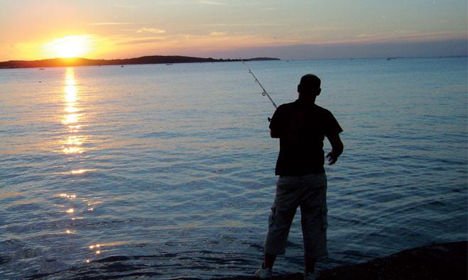 La première édition du Concours de pêche  à la canne a tenu toutes ses promesses