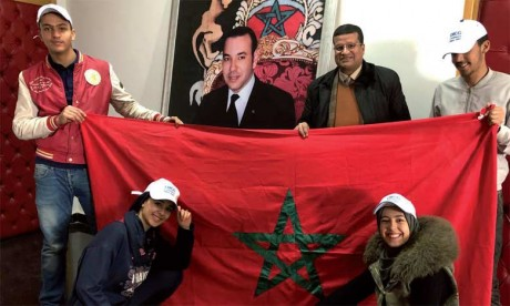 ENCG Casablanca représente  le Maroc à HEC Challenge