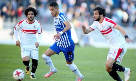 Un trio arbitral sud-africain pour le match Zamalek-IRT