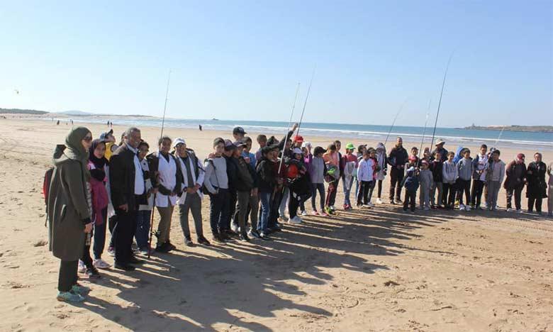 Une campagne de sensibilisation des écoliers  à la préservation de la biodiversité aquatique