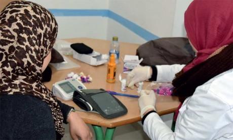 Campagne médicale de dépistage précoce à Fnideq