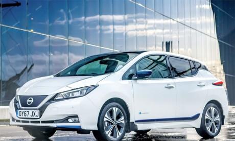 La Nissan Leaf numéro un en Europe