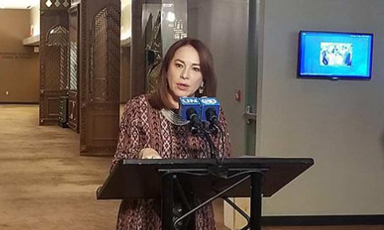 La présidente de l'Assemblée générale de l'ONU salue le rôle «extrêmement important» du Maroc