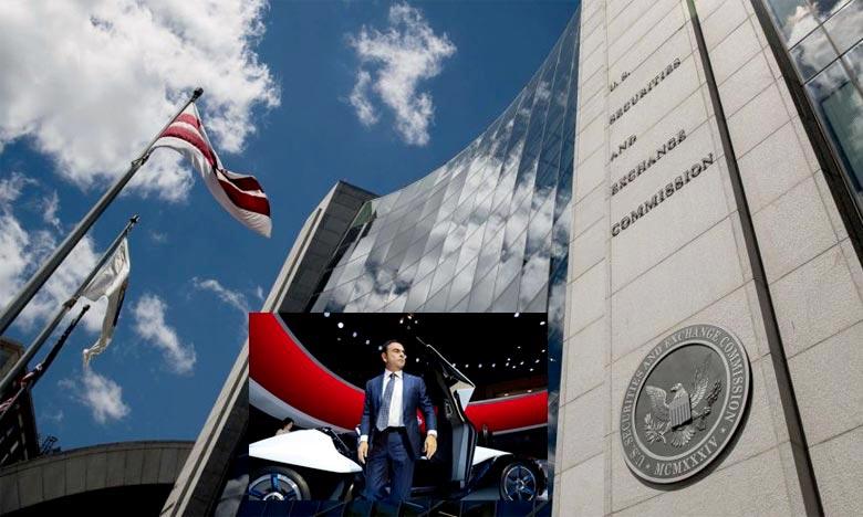Nissan visé par une enquête du gendarme américain de la Bourse
