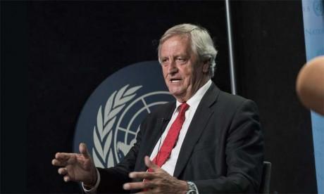 Le gouvernement ordonne au chef de la mission de l'ONU de quitter le pays