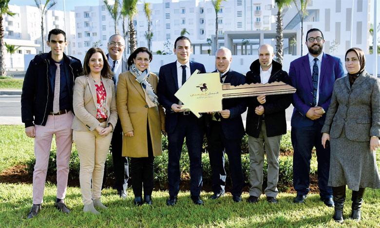 Parmi les 200 lots qui étaient en jeu, un appartement situé dans la cité balnéaire de Sidi Rahal a été remporté par un ressortissant marocain vivant en Italie.