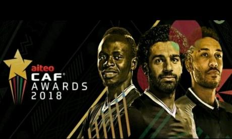 Meilleur joueur africain :Les noms des trois finalistes dévoilés