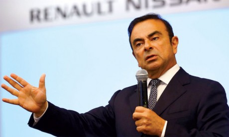 Renault : Carlos Ghosn démissionne