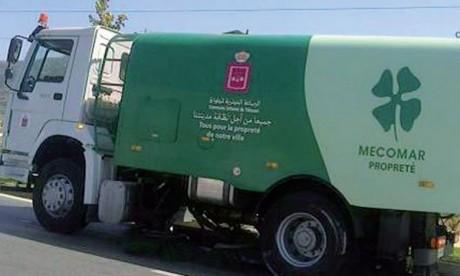 Reprise de la gestion déléguée des services de propreté